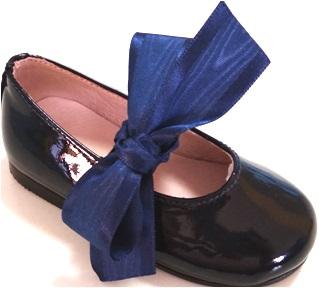 30312 charol piuma azul