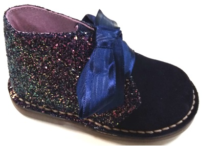 100 sje azul glitter morado